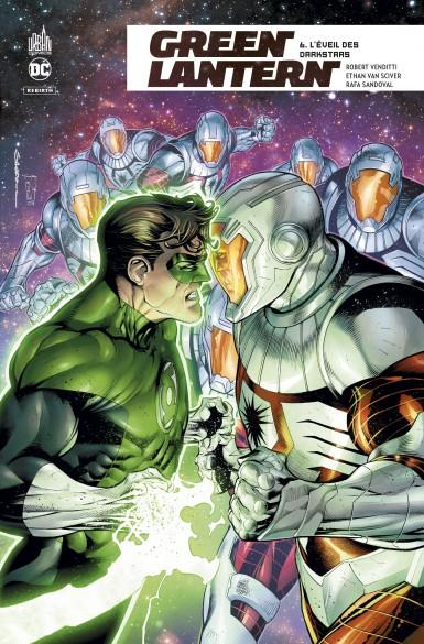 Green Lantern Rebirth Tome 6 (VF)