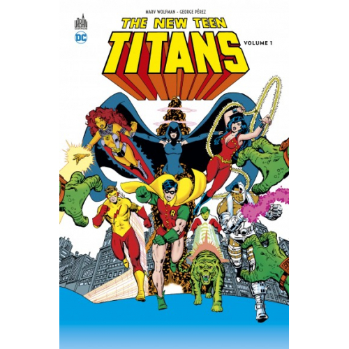 New Teen Titans Tome 1 (VF)