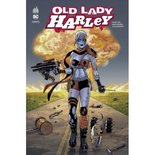 Harley Quinn : Old Lady Harley (VF)
