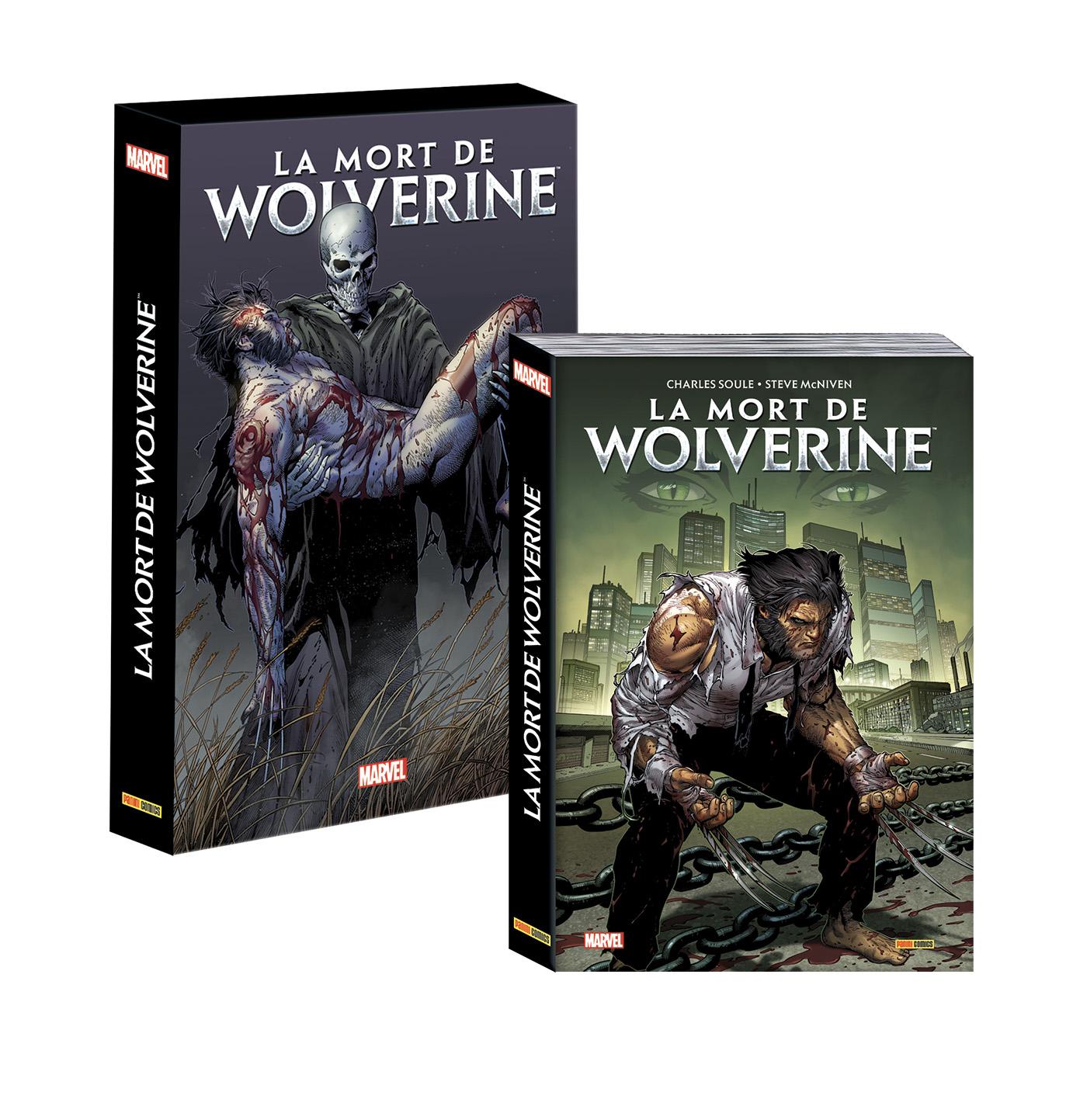 ABSOLUTE LA MORT DE WOLVERINE (VF)