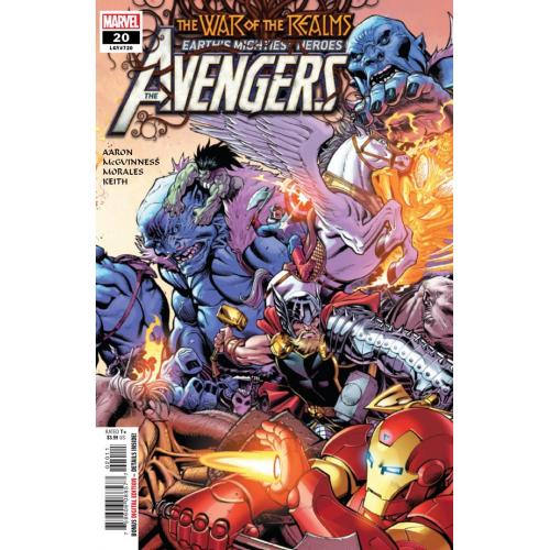 Avengers 20 (VO)