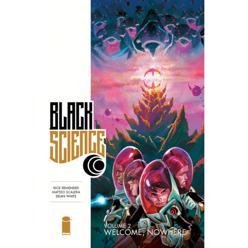 Black Science Tome 2 (VO) Occasion