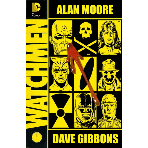 Watchmen The deluxe edition (VO)