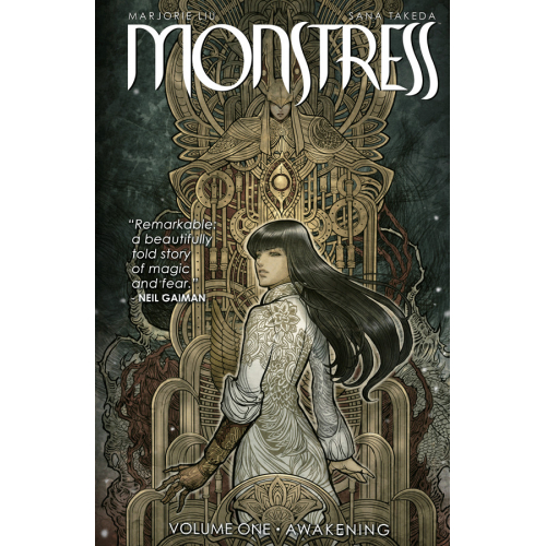 MONSTRESS TP VOL 01 (VO) occasion