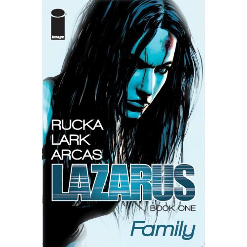 Lazarus Tome 1 (VO) Occasion