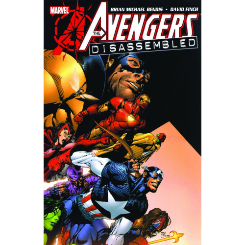 AVENGERS DISASSEMBLED TP (VO) occasion