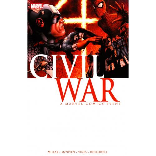 CIVIL WAR TP (VO) occasion