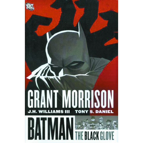BATMAN THE BLACK GLOVE HC (VO) occasion