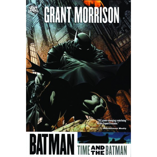 BATMAN TIME AND THE BATMAN HC (VO) occasion