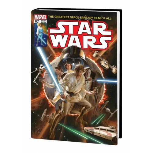 STAR WARS MARVEL COVERS HC VOL 01 ROSS CVR (VO) occasion