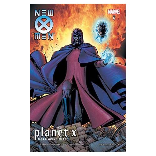 NEW X-MEN VOL 6 PLANET X TP (VO) occasion