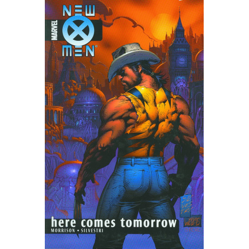 NEW X-MEN TP VOL 07 HERE COMES TOMORROW (VO) occasion