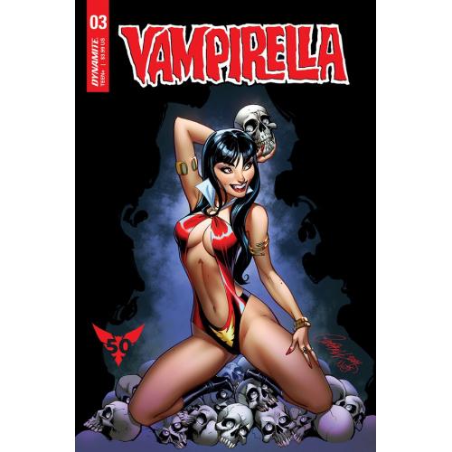 VAMPIRELLA 3 (VO) J. SCOTT CAMPBELL