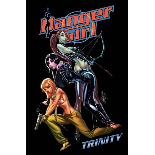 DANGER GIRL TRINITY TP (VO) occasion