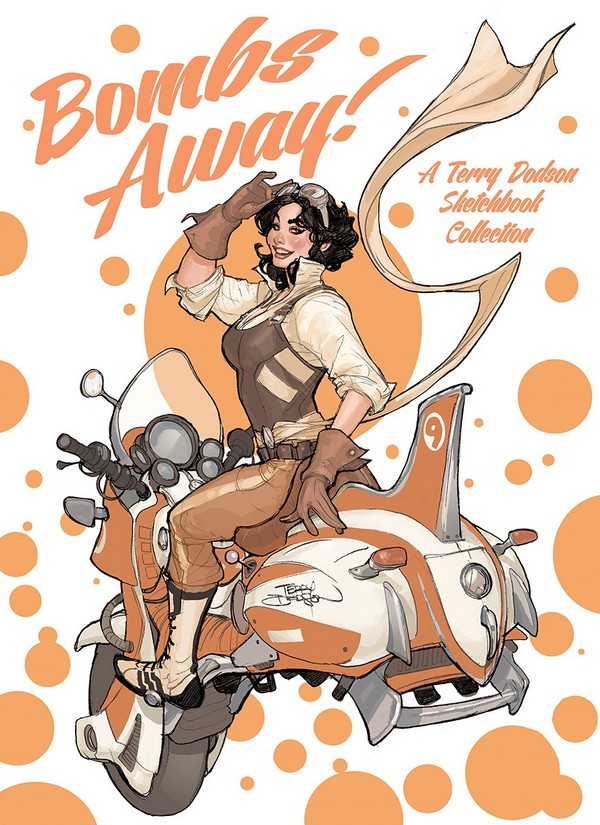 Bombshells: A Terry Dodson Sketchbook Collection