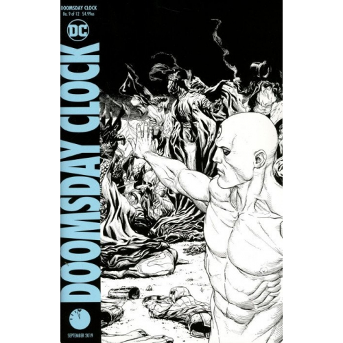 DOOMSDAY CLOCK 9 2ND PRINT (VO)
