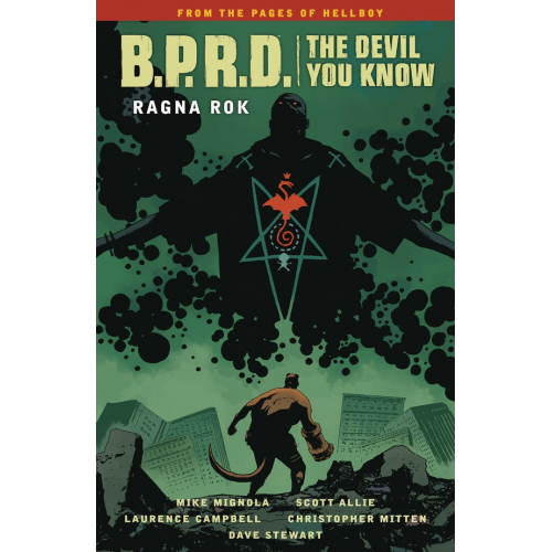 BPRD DEVIL YOU KNOW TP VOL 03 RAGNA ROK (VO)
