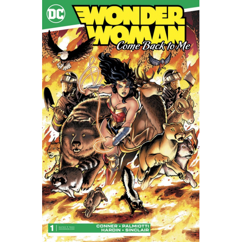 WONDER WOMAN COME BACK TO ME 1 (OF 6) (VO)