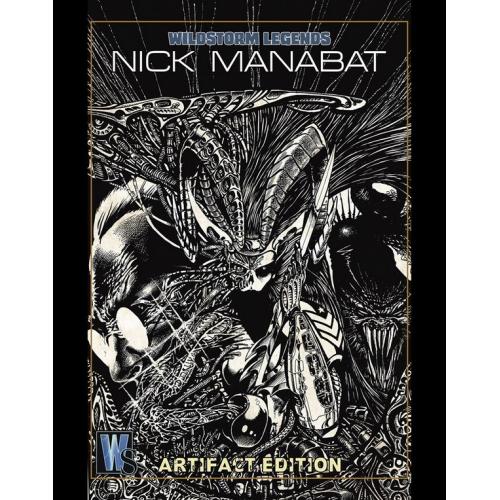 NICK MANABAT - WILDSTORM LEGENDS - ARTIFACT ED HC (VO)
