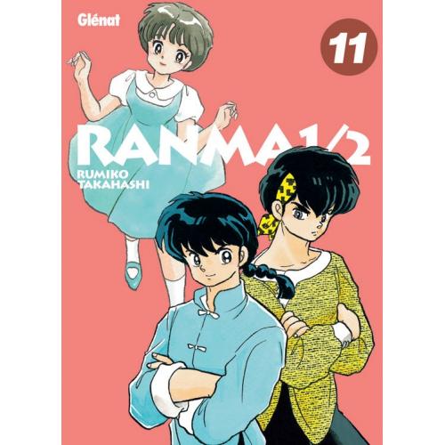 Ranma 1/2 Édition Originale Tome 11 (VF)