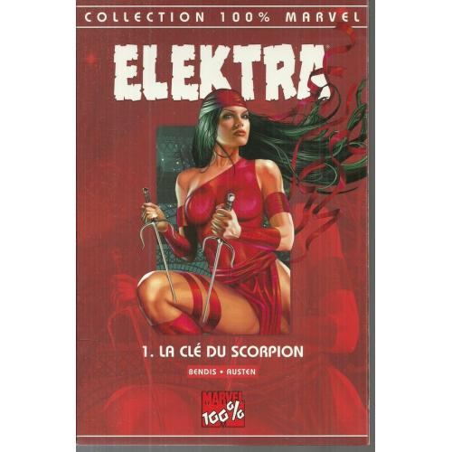 Elektra 1 : La clé du scorpion (VF) occasion