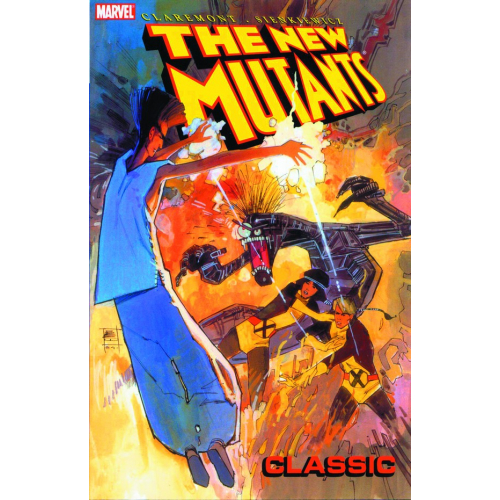 NEW MUTANTS CLASSIC TP VOL 04 (VO) occasion