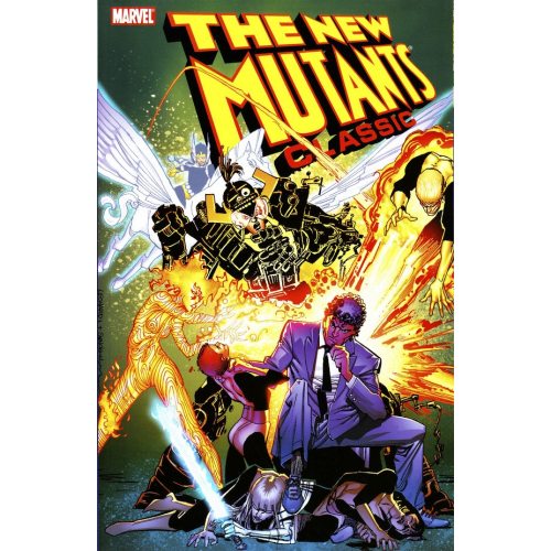 NEW MUTANTS CLASSIC TP VOL 05 (VO) occasion