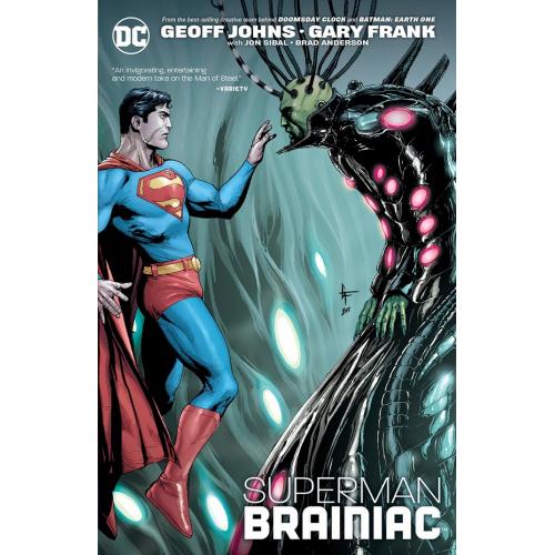 SUPERMAN BRAINIAC HC (VO) occasion