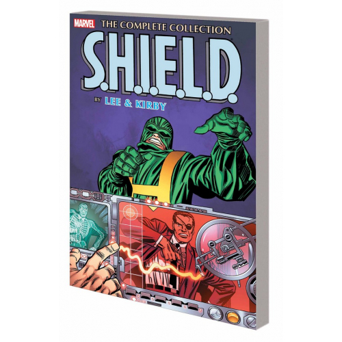 SHIELD BY LEE AND KIRBY COMPLETE COLLECTION TP (VO) occasion
