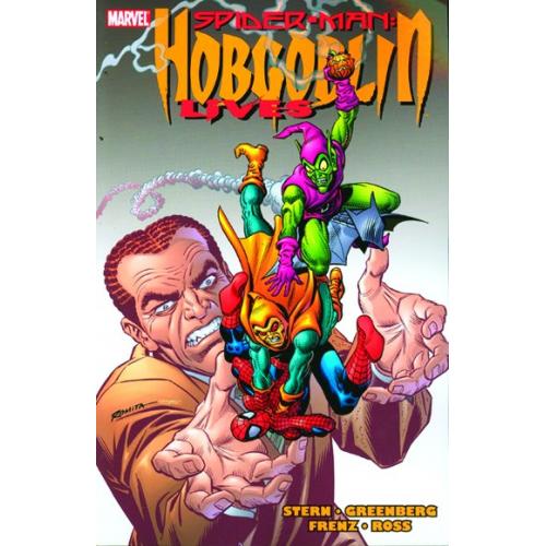 SPIDER-MAN HOBGOBLIN LIVES TP (VO) occasion