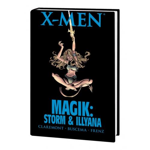 X-MEN MAGIK STORM AND ILLYANA PREM HC (VO)