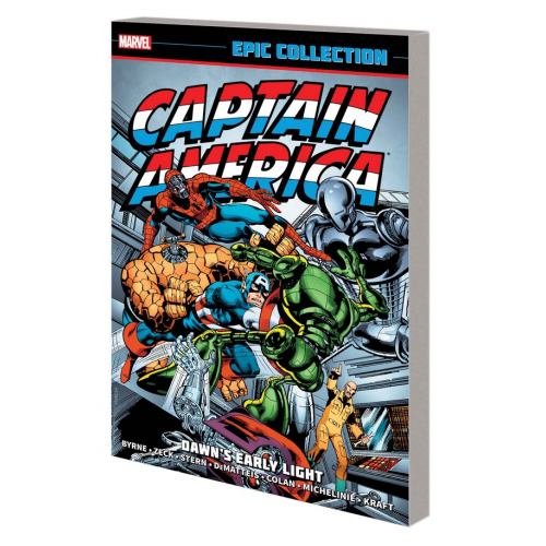 CAPTAIN AMERICA EPIC COLLECTION TP DAWNS EARLY LIGHT TP (VO) occasion