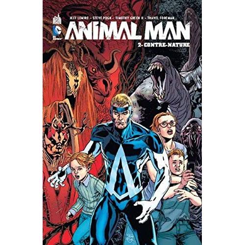 Animal Man Tome 2 (VF)