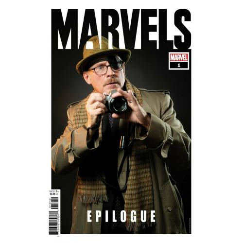 MARVELS EPILOGUE 1 (VO) PHOTO VAR