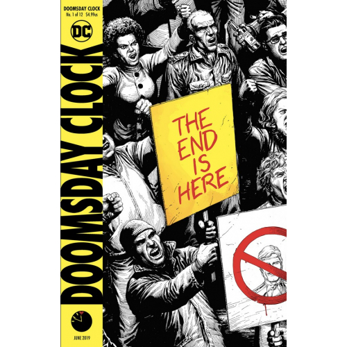 DOOMSDAY CLOCK 1 (VO) FINAL PTG