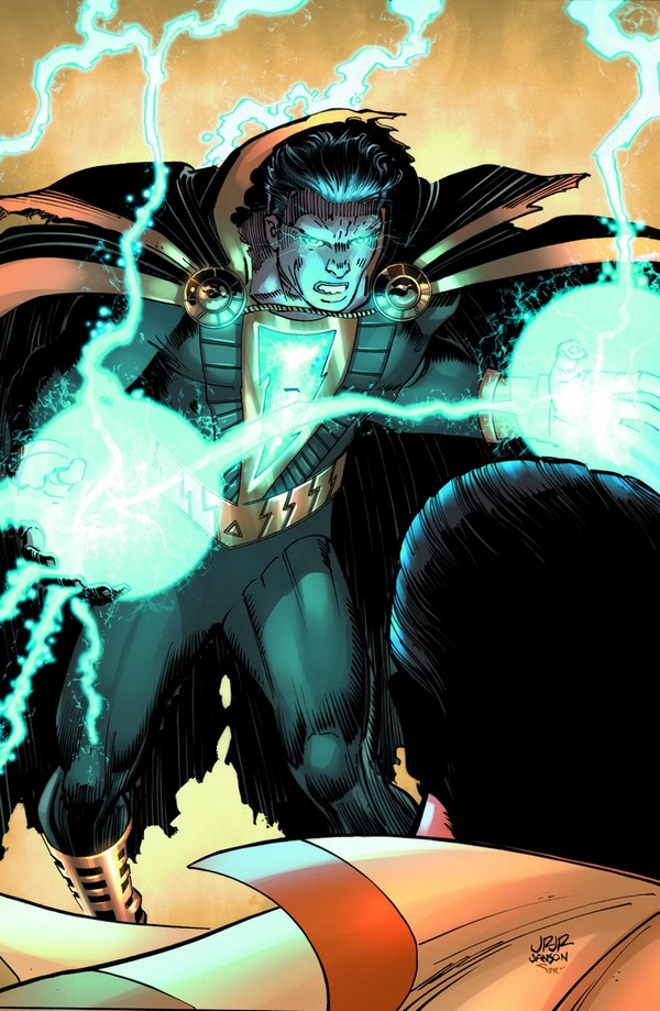 BLACK ADAM: YEAR OF THE VILLAIN 1 (VO)