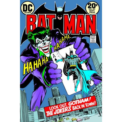 BATMAN 251 FACSIMILE EDITION (VO)