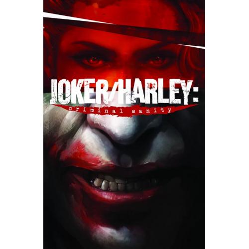 JOKER/HARLEY: CRIMINAL SANITY 1 (VO)