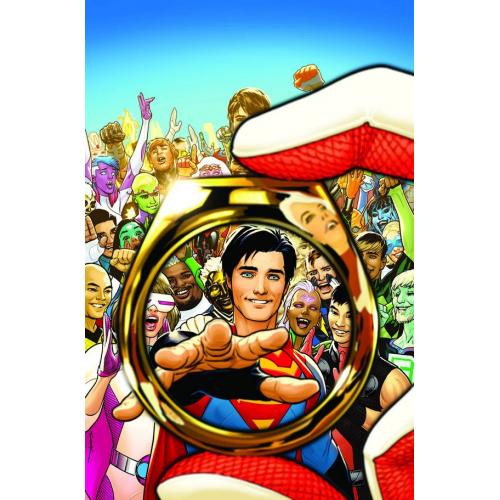 LEGION OF SUPER HEROES MILLENNIUM 2 (OF 2) (VO)