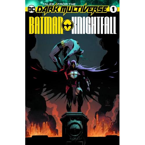 TALES FROM THE DARK MULTIVERSE: BATMAN: KNIGHTFALL 1 (VO)