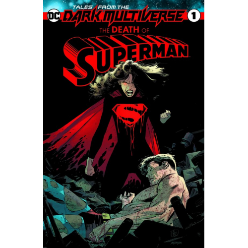 TALES FROM THE DARK MULTIVERSE: THE DEATH OF SUPERMAN 1 (VO)