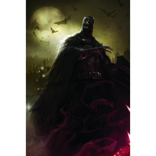 Batman 80 Mattina Variant (VO)