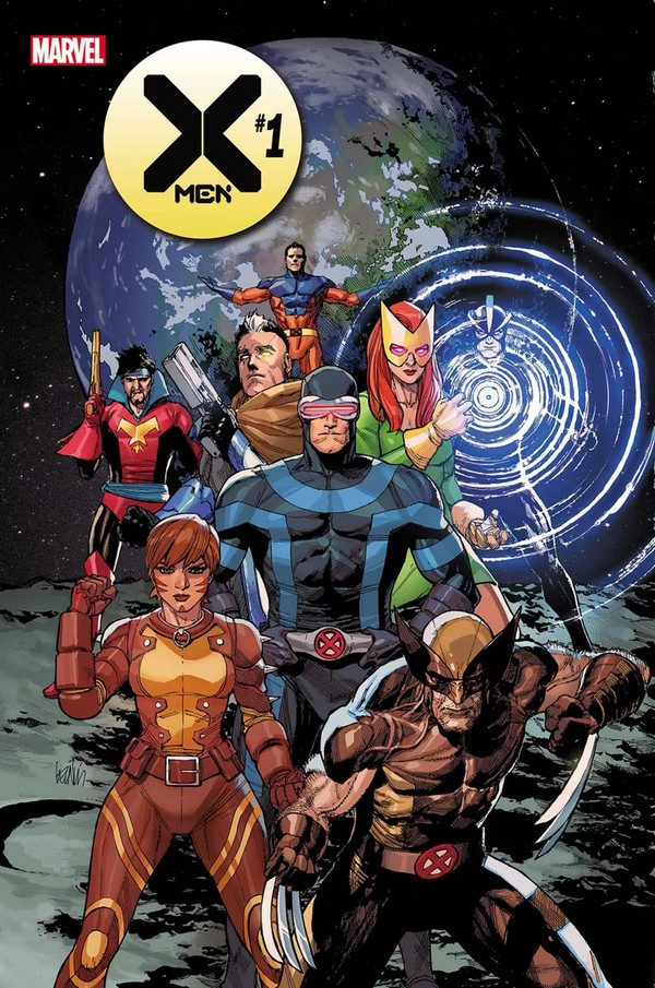 HOUSE OF X 1 (VO)