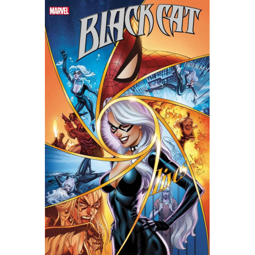Black Cat 5 (VO) J. Scott Campbell Cover