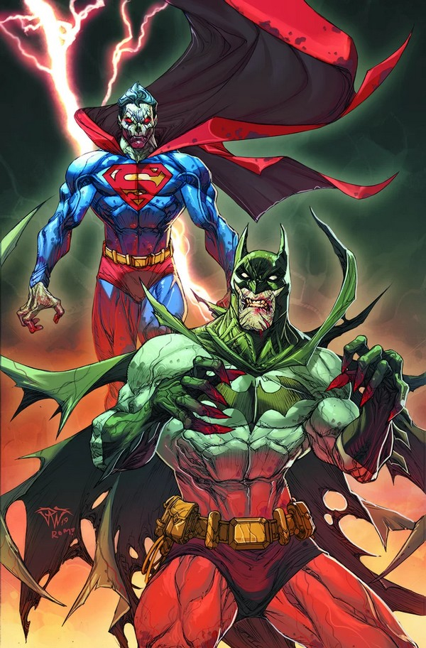 BATMAN/SUPERMAN 3 PANTALENA VARIANT (VO)