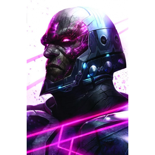 DCEASED 6 FRANCESCO MATTINA CARD STOCK VARIANT (VO)