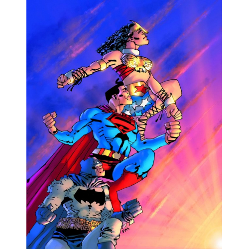 SUPERMAN YEAR ONE 3 (OF 3) MILLER COVER (VO)