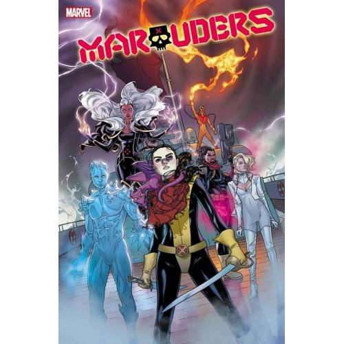 MARAUDERS 1 (VO)
