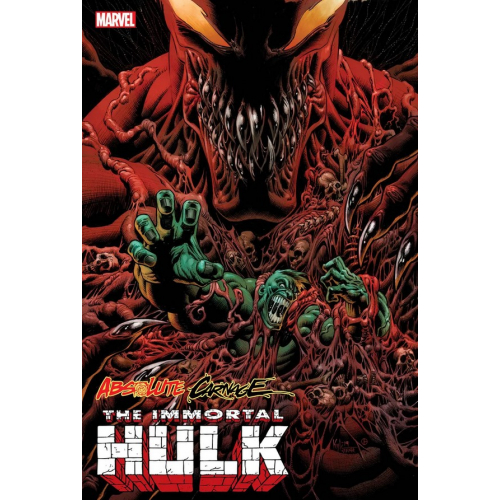 ABSOLUTE CARNAGE: THE IMMORTAL HULK 1 (VO)