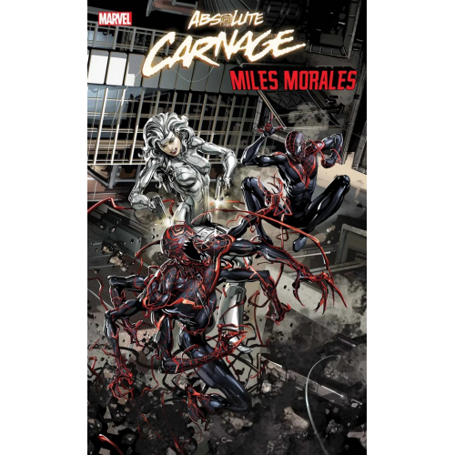 ABSOLUTE CARNAGE MILES MORALES 3 (OF 3) (VO)